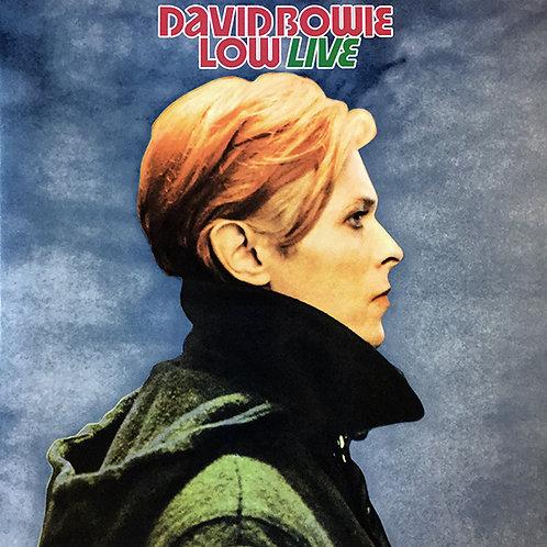 DAVID BOWIE LP Low Live (Red Coloured Vinyl)