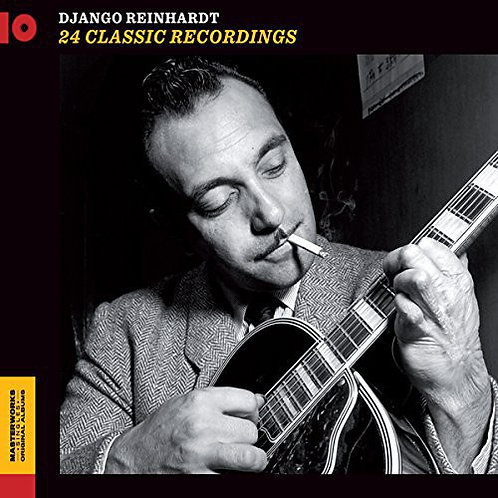DJANGO REINDHARDT CD 24 Classic Recordings