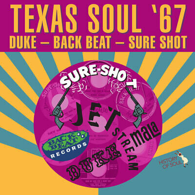 VARIOUS LP Texas Soul '67 (Record Store Day 2018)