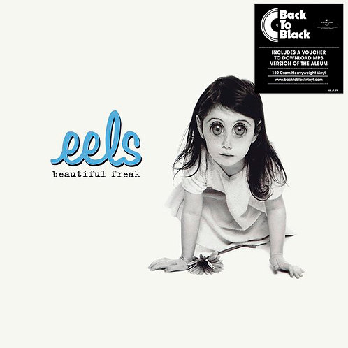 EELS LP Beautiful Freak (180 Gram Heavyweight)