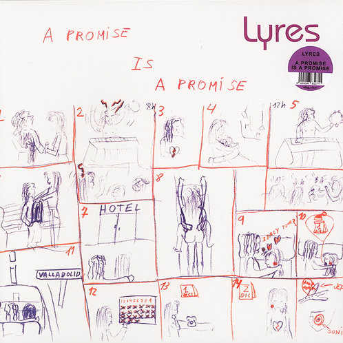 LYRES LP A Promise Is A Promise