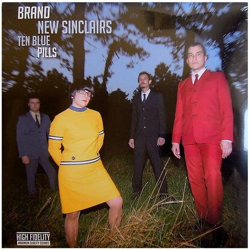 BRAND NEW SINCLAIRS LP Ten Blue Pills