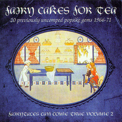 VARIOUS CD Fairy Cakes For Tea (Fairytales Can Come True Volume 2)