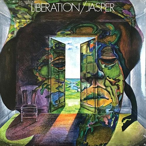 JASPER LP Liberation (UK Psychedelic Blues-Rock)