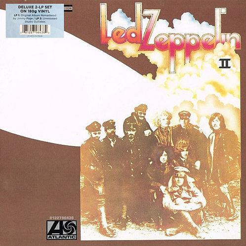 LED ZEPPELIN 2xLP Led Zeppelin II (Deluxe Edition Remastered)