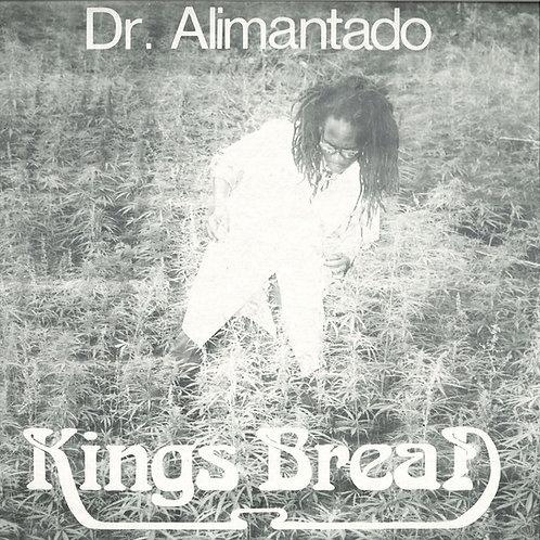 DR. ALIMANTADO LP Kings Bread (Jah Love Forever)