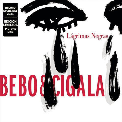 BEBO & CIGALA LP Lágrimas Negras (Picture Disc RSD 2021)