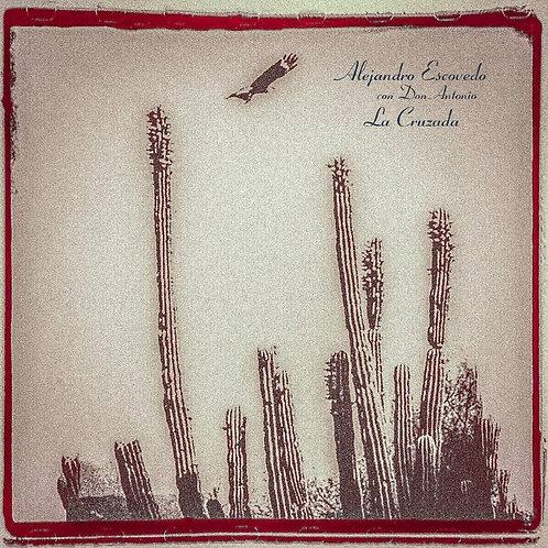 ALEJANDRO ESCOVEDO 2xLP La Cruzada Coloured Vinyls (RSD Drops October 2020)