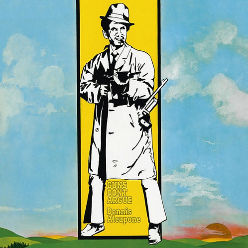 DENNIS ALCAPONE LP Guns Don't Argue