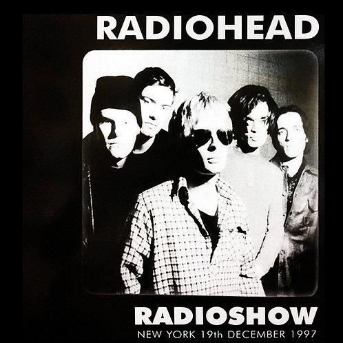 RADIOHEAD LP Radioshow