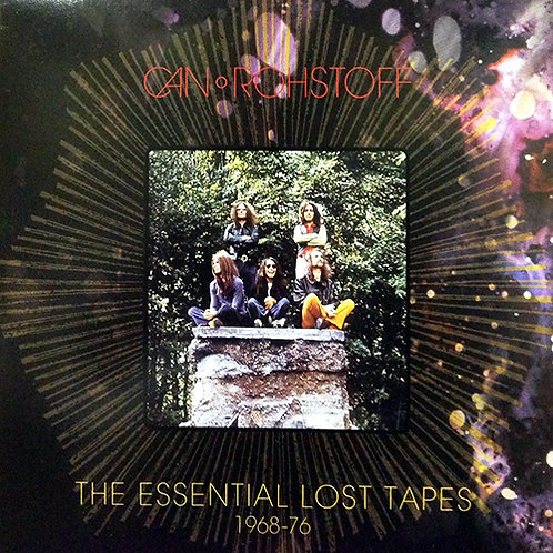 CAN 2xLP Rohstoff (The Essential Lost Tapes 1968-1976)