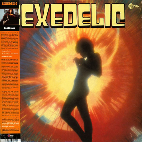SEXEDELIC LP Sexedelic