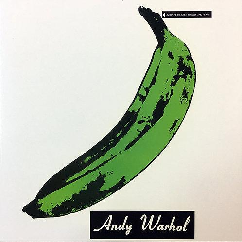 VELVET UNDERGROUND LP And Nico Unripened (Green Coloured Vinyl)