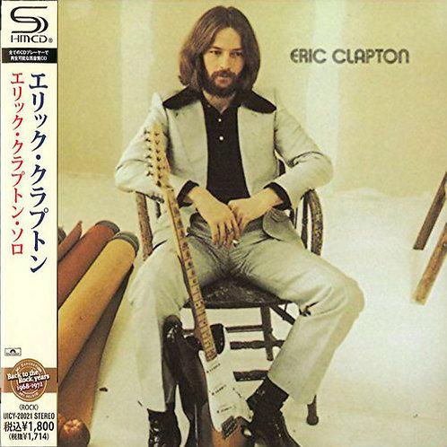 ERIC CLAPTON CD Eric Clapton (Japan SHM-CD)