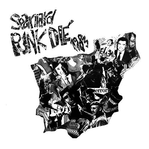 VARIOS 2xLP Spaniard Punk Olé 1983