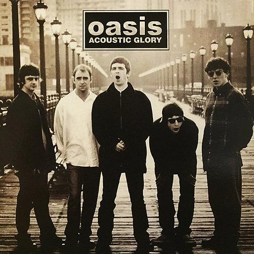OASIS LP Acoustic Glory (Green Coloured Vinyl)