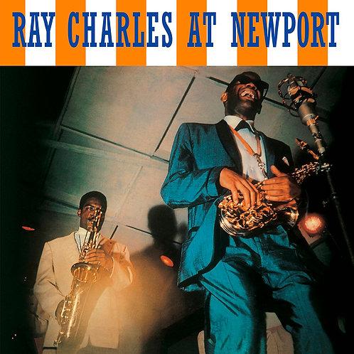 RAY CHARLES LP At Newport (180 gram)
