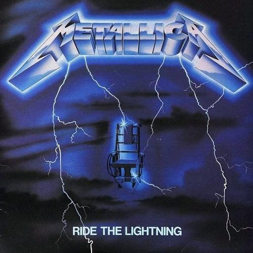 METALLICA LP Ride The Lightning