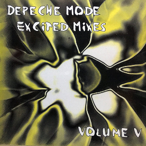 DEPECHE MODE CD Excited Mixes Volume V