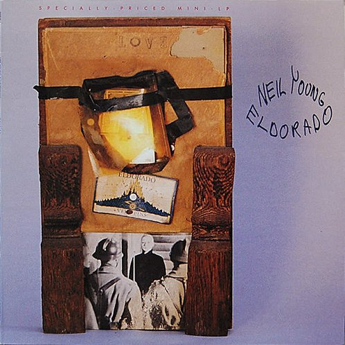 NEIL YOUNG LP ElDorado (Mini-Lp Muy Raro)