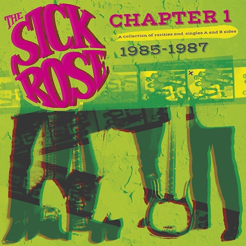THE SICK ROSE LP Chapter 1