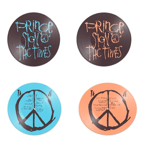 PRINCE 2xLP Sign O' The Times (Picture Disc) (RSD Drops October 2020)