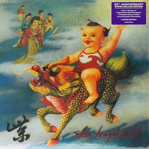 STONE TEMPLE PILOTS LP+3xCD BOX SET Purple (25th Anniversary Edition)