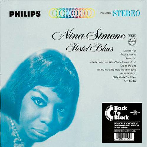 NINA SIMONE LP Pastel Blues