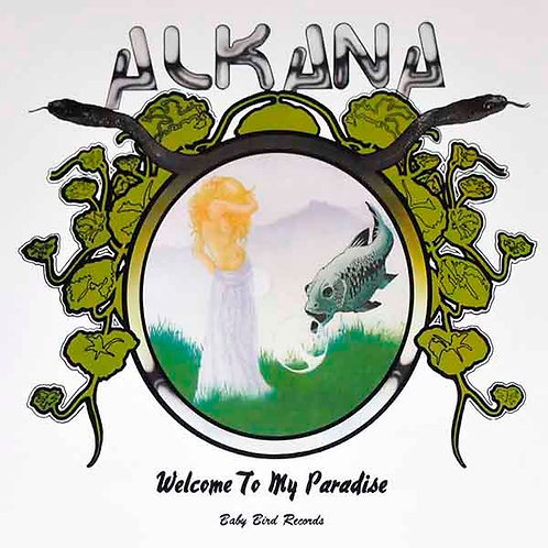 ALKANA LP Welcome To My Paradise