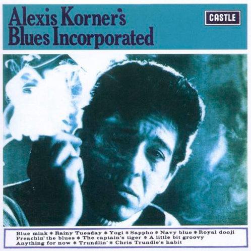 ALEXIS KORNER'S BLUES INCORPORATED CD Blues Incorporated + Bonus Tracks