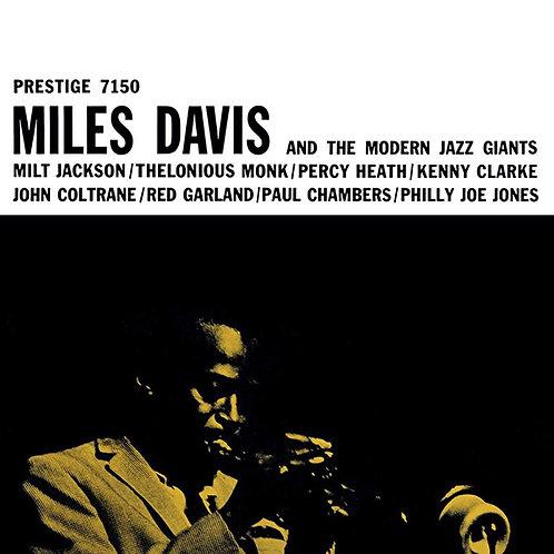 MILES DAVIS CD And The Modern Jazz Giants