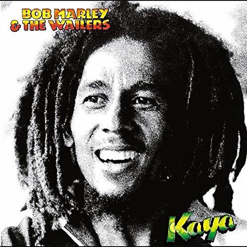 BOB MARLEY & THE WAILERS LP Kaya (Remastered)