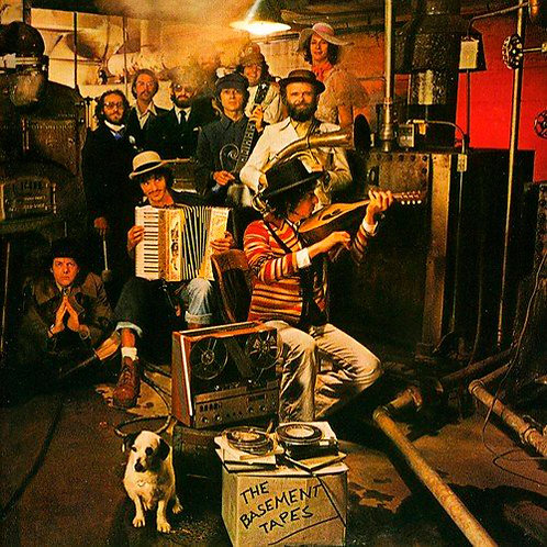 BOB DYLAN & THE BAND 2xCD The Basement Tapes