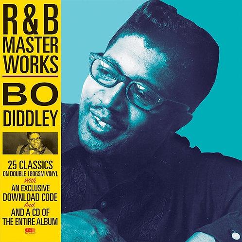 BO DIDDLEY 2xLP+CD R&B Master Works