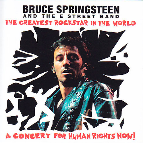 BRUCE SPRINGSTEEN - 2CD The Greatest Rockstar