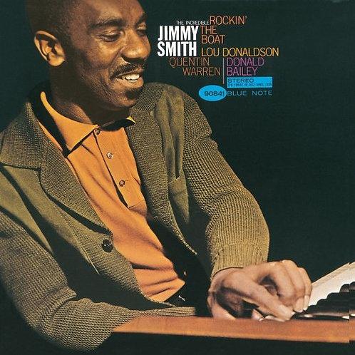 JIMMY SMITH CD Rockin' The Boat