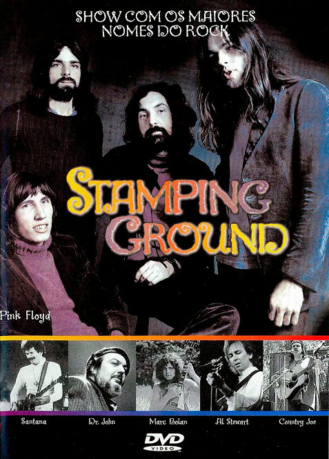 VARIOUS DVD Stamping Ground Festival 1970