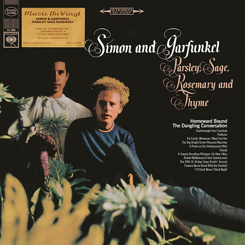 SIMON & GARFUNKEL LP Parsley, Sage, Rosemary And Thyme (180 gram audiophile)