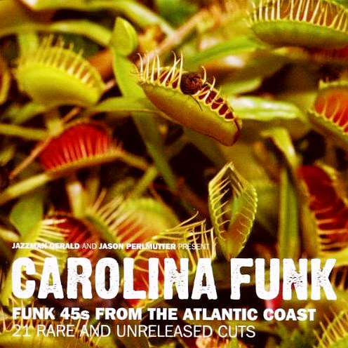 VARIOUS CD Carolina Funk (Rare and Unreleased)