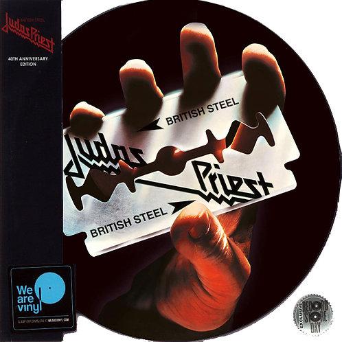 JUDAS PRIEST 2xLP British Steel (40th Anniversary Edition Record Store Day 2020)