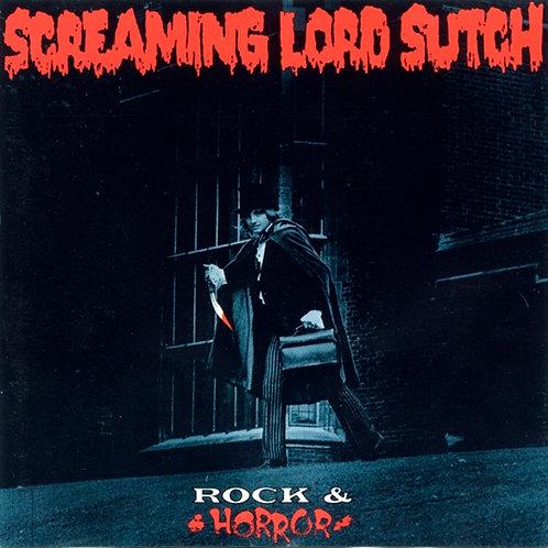 SCREAMING LORD SUTCH CD Rock & Horror