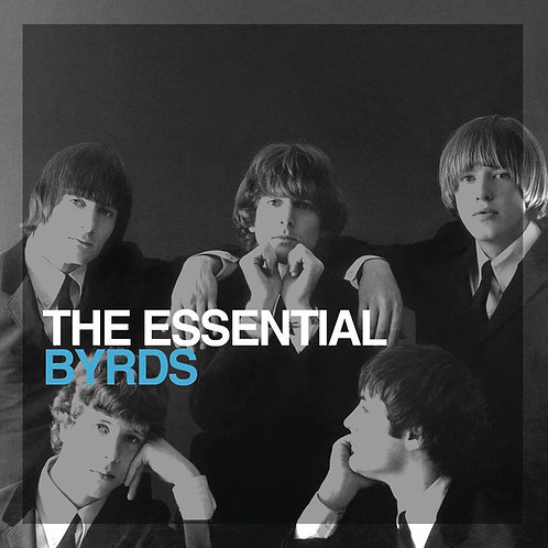THE BYRDS 2xCD The Essential Byrds