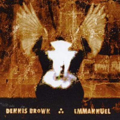 DENNIS BROWN CD Emmannuel