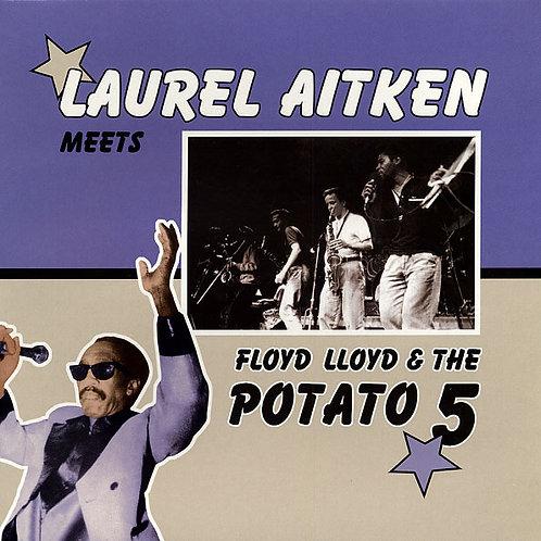 LAUREL AITKEN LP Meets Floyd Lloyd & Potato 5