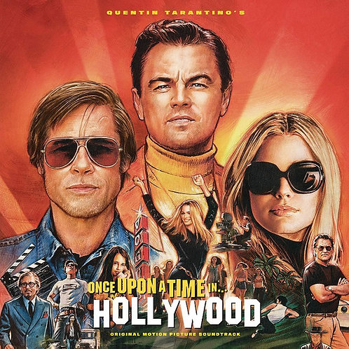 VARIOUS 2xLP Once Upon A Time In Hollywood (Original Motion Picture Soundtrack)