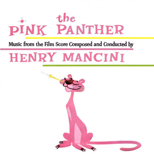 HENRY MANCINI CD The Pink Panther (Music From The Film Score)