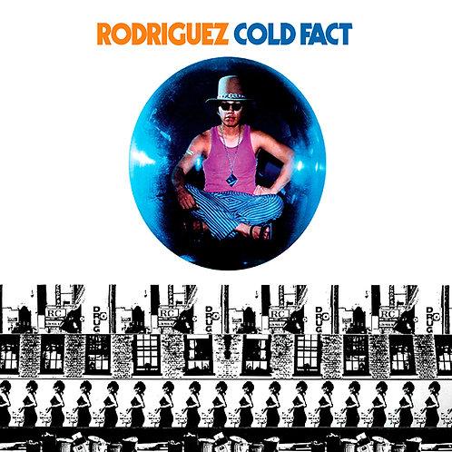 RODRIGUEZ LP Cold Fact (White Coloured Vinyl)