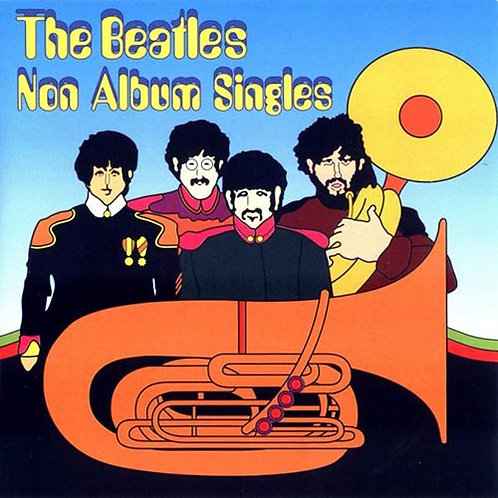 BEATLES CD Non Album Singles