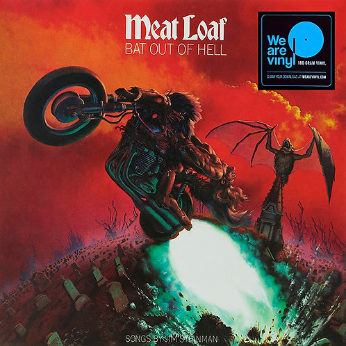 MEAT LOAF LP Bat Out Of Hell