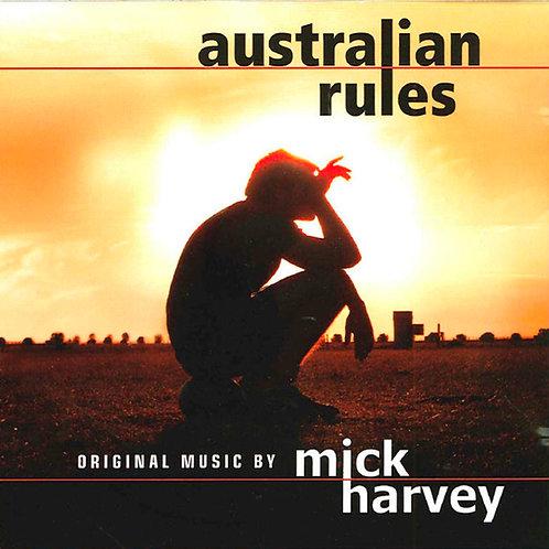 MICK HARVEY CD OST Australian Rules
